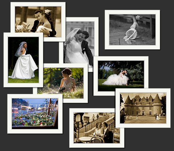 the know-how of the wedding photographer - paris